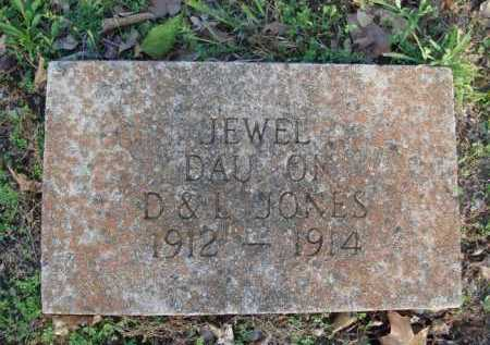 JONES, JEWEL - Carroll County, Arkansas | JEWEL JONES - Arkansas Gravestone Photos