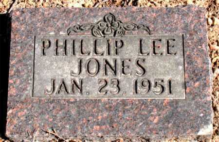 JONES, PHILLIP LEE - Carroll County, Arkansas | PHILLIP LEE JONES - Arkansas Gravestone Photos