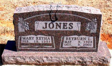 JONES, REYBURN  L. - Carroll County, Arkansas | REYBURN  L. JONES - Arkansas Gravestone Photos