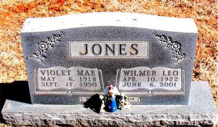 JONES, WILMER LEO - Carroll County, Arkansas | WILMER LEO JONES - Arkansas Gravestone Photos