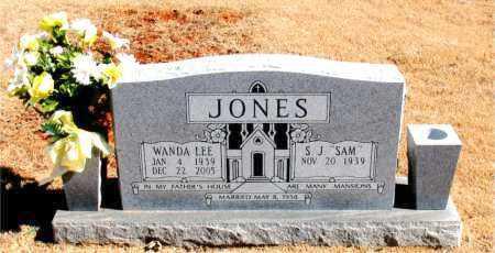 JONES, WANDA LEE - Carroll County, Arkansas | WANDA LEE JONES - Arkansas Gravestone Photos