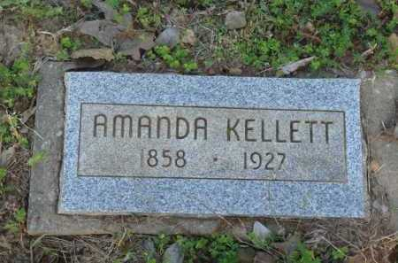 KELLETT, AMANDA - Carroll County, Arkansas | AMANDA KELLETT - Arkansas Gravestone Photos