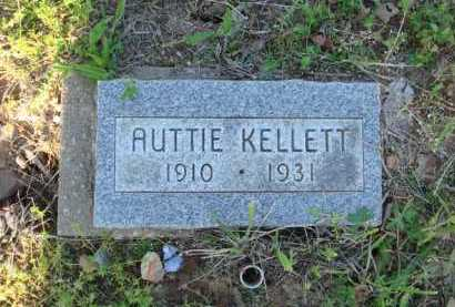 KELLETT, AUTTIE - Carroll County, Arkansas | AUTTIE KELLETT - Arkansas Gravestone Photos