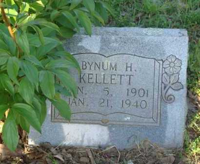 KELLETT, BYNUM H. - Carroll County, Arkansas | BYNUM H. KELLETT - Arkansas Gravestone Photos