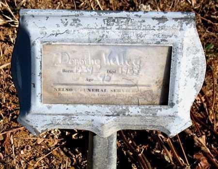 KELLEY, DOROTHY - Carroll County, Arkansas | DOROTHY KELLEY - Arkansas Gravestone Photos