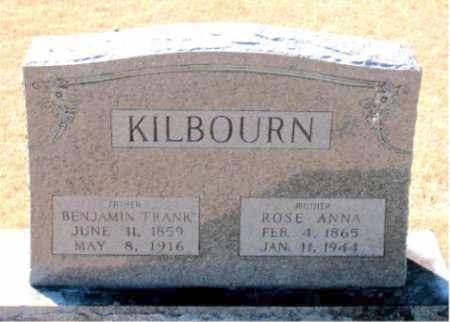 KILBOURN, ROSE ANNA - Carroll County, Arkansas | ROSE ANNA KILBOURN - Arkansas Gravestone Photos