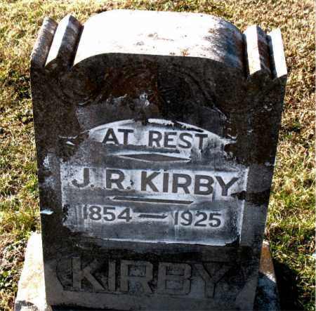 KIRBY, J.  R. - Carroll County, Arkansas | J.  R. KIRBY - Arkansas Gravestone Photos