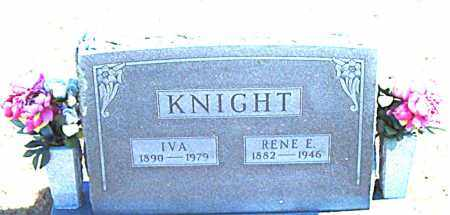 KNIGHT, IVA - Carroll County, Arkansas | IVA KNIGHT - Arkansas Gravestone Photos