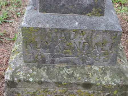 KUYKENDALL, ADA - Carroll County, Arkansas | ADA KUYKENDALL - Arkansas Gravestone Photos
