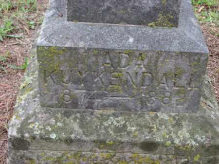 KUYKENDALL, ADA - Carroll County, Arkansas | ADA KUYKENDALL - Arkansas Gravestone Photos