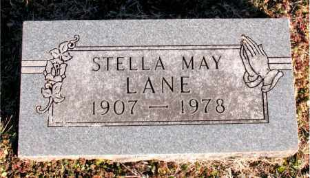 LANE, STELLA MAY - Carroll County, Arkansas | STELLA MAY LANE - Arkansas Gravestone Photos