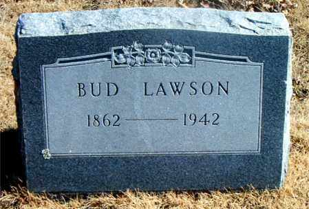 LAWSON, BUD - Carroll County, Arkansas | BUD LAWSON - Arkansas Gravestone Photos