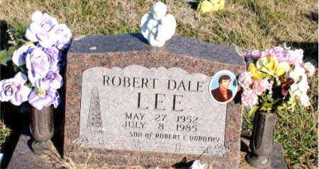 LEE, ROBERT  DALE - Carroll County, Arkansas | ROBERT  DALE LEE - Arkansas Gravestone Photos