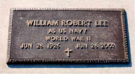 LEE  (VETERAN WWII), WILLIAM ROBERT - Carroll County, Arkansas | WILLIAM ROBERT LEE  (VETERAN WWII) - Arkansas Gravestone Photos