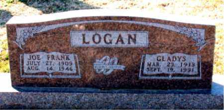 LOGAN, JOE  FRANK - Carroll County, Arkansas | JOE  FRANK LOGAN - Arkansas Gravestone Photos