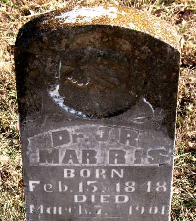 MARRIS, DR. J.R. - Carroll County, Arkansas | DR. J.R. MARRIS - Arkansas Gravestone Photos