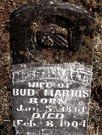 MARRIS, TILDA J. - Carroll County, Arkansas | TILDA J. MARRIS - Arkansas Gravestone Photos