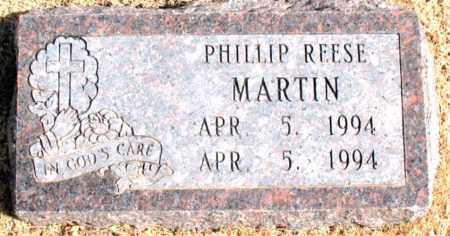 MARTIN, PHILLIP  REESE - Carroll County, Arkansas | PHILLIP  REESE MARTIN - Arkansas Gravestone Photos