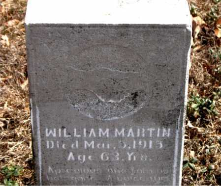 MARTIN, WILLIAM - Carroll County, Arkansas | WILLIAM MARTIN - Arkansas Gravestone Photos
