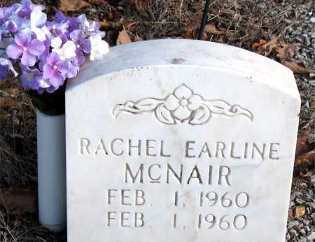 MCNAIR, RACHEL EARLINE - Carroll County, Arkansas | RACHEL EARLINE MCNAIR - Arkansas Gravestone Photos