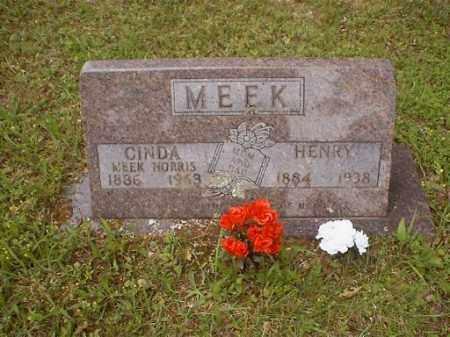 MEEK, HENRY GROVER CLEVELAND - Carroll County, Arkansas | HENRY GROVER CLEVELAND MEEK - Arkansas Gravestone Photos