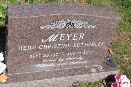 MEYER, HEIDI CHRISTINE - Carroll County, Arkansas | HEIDI CHRISTINE MEYER - Arkansas Gravestone Photos