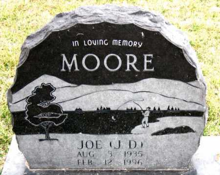 MOORE, JOE  (J. D.) - Carroll County, Arkansas | JOE  (J. D.) MOORE - Arkansas Gravestone Photos