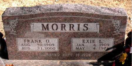 MORRIS, FRANK O. - Carroll County, Arkansas | FRANK O. MORRIS - Arkansas Gravestone Photos