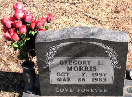 MORRIS, GREGORY L. - Carroll County, Arkansas | GREGORY L. MORRIS - Arkansas Gravestone Photos