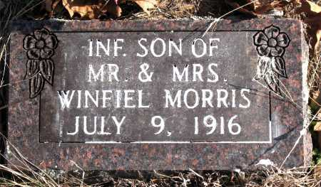 MORRIS, INFANT SON - Carroll County, Arkansas | INFANT SON MORRIS - Arkansas Gravestone Photos