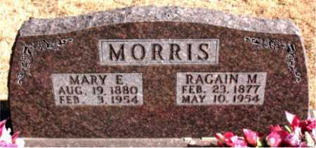 MORRIS, RAGAIN M. - Carroll County, Arkansas | RAGAIN M. MORRIS - Arkansas Gravestone Photos