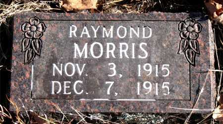MORRIS, RAYMOND - Carroll County, Arkansas | RAYMOND MORRIS - Arkansas Gravestone Photos