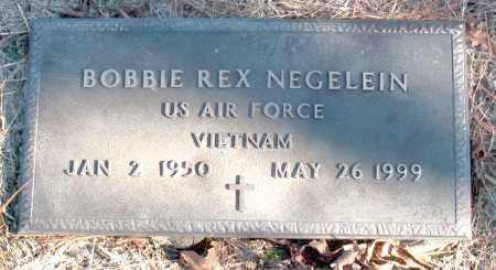 NEGELEIN  (VETERAN VIET), BOBBIE REX - Carroll County, Arkansas | BOBBIE REX NEGELEIN  (VETERAN VIET) - Arkansas Gravestone Photos