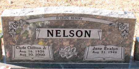 NELSON JR., CLYDE CLIFFTON - Carroll County, Arkansas | CLYDE CLIFFTON NELSON JR. - Arkansas Gravestone Photos