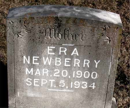 NEWBERRY, ERA - Carroll County, Arkansas | ERA NEWBERRY - Arkansas Gravestone Photos