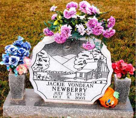 NEWBERRY, JACKIE VONDEAN - Carroll County, Arkansas | JACKIE VONDEAN NEWBERRY - Arkansas Gravestone Photos