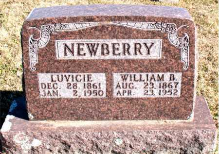 NEWBERRY, WILLIAM B. - Carroll County, Arkansas | WILLIAM B. NEWBERRY - Arkansas Gravestone Photos
