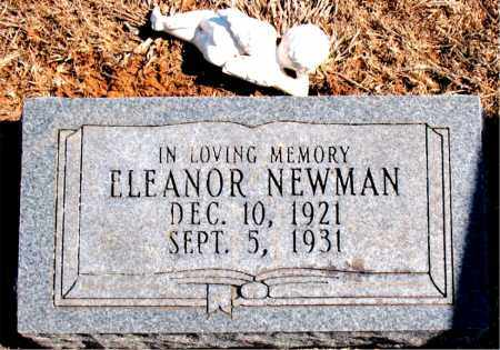 NEWMAN, ELEANOR - Carroll County, Arkansas | ELEANOR NEWMAN - Arkansas Gravestone Photos