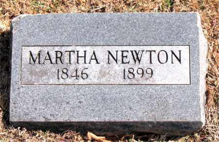 NEWMAN, MARTHA - Carroll County, Arkansas | MARTHA NEWMAN - Arkansas Gravestone Photos
