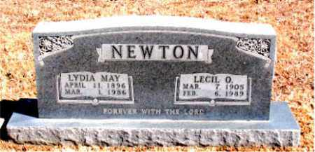NEWTON, LYDIA  MAY - Carroll County, Arkansas | LYDIA  MAY NEWTON - Arkansas Gravestone Photos