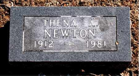 NEWTON, THENA A. - Carroll County, Arkansas | THENA A. NEWTON - Arkansas Gravestone Photos