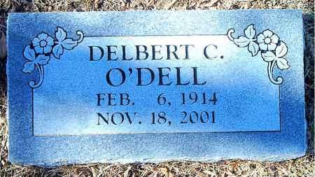 O'DELL, DELBERT C. - Carroll County, Arkansas | DELBERT C. O'DELL - Arkansas Gravestone Photos