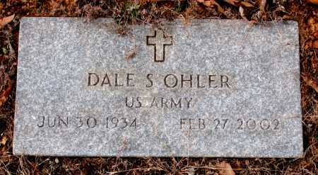 OHLER (VETERAN), DALE S. - Carroll County, Arkansas | DALE S. OHLER (VETERAN) - Arkansas Gravestone Photos