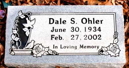 OHLER, DALE S. - Carroll County, Arkansas | DALE S. OHLER - Arkansas Gravestone Photos
