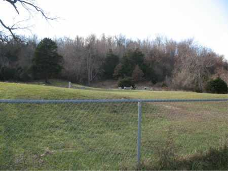 *FANCHER CEMETERY OVERVIEW,  - Carroll County, Arkansas |  *FANCHER CEMETERY OVERVIEW - Arkansas Gravestone Photos