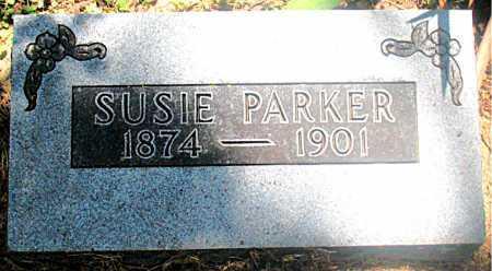 PARKER, SUSIE - Carroll County, Arkansas | SUSIE PARKER - Arkansas Gravestone Photos