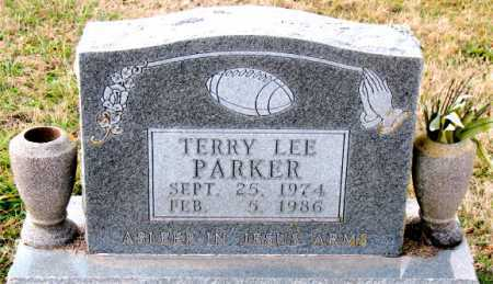 PARKER, TERRY LEE - Carroll County, Arkansas | TERRY LEE PARKER - Arkansas Gravestone Photos