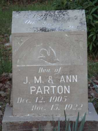 PARTON, EDITH - Carroll County, Arkansas | EDITH PARTON - Arkansas Gravestone Photos