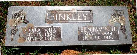 PINKLEY, BENJAMIN H - Carroll County, Arkansas | BENJAMIN H PINKLEY - Arkansas Gravestone Photos