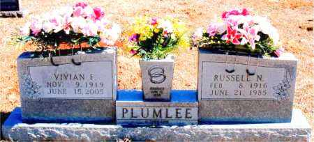 PLUMLEE, VIVIAN I. - Carroll County, Arkansas | VIVIAN I. PLUMLEE - Arkansas Gravestone Photos